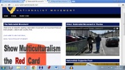 Nationalist Movement Ireland - website home page